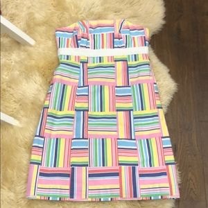 NWOT- Strapless Lilly Dress